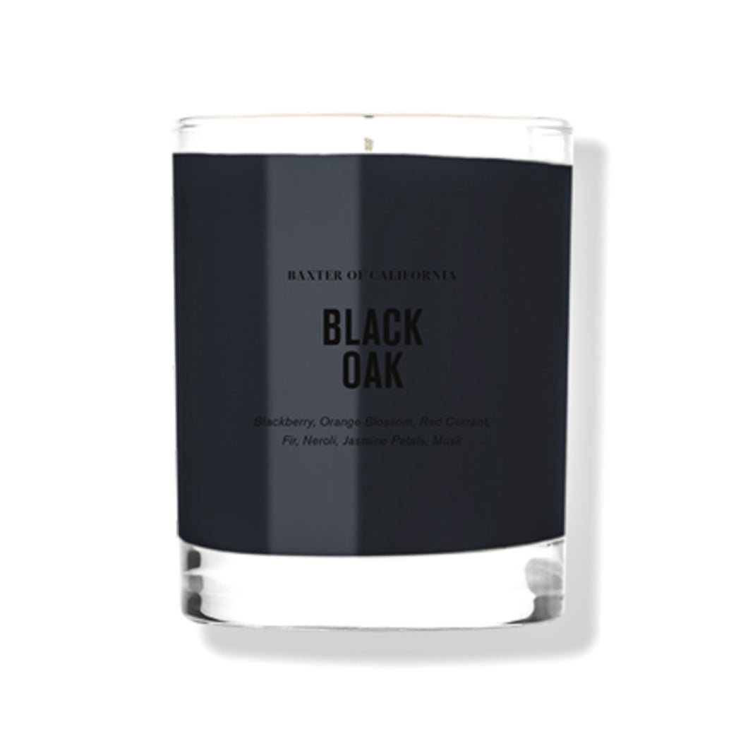 Baxter of California - Black Oak Candle