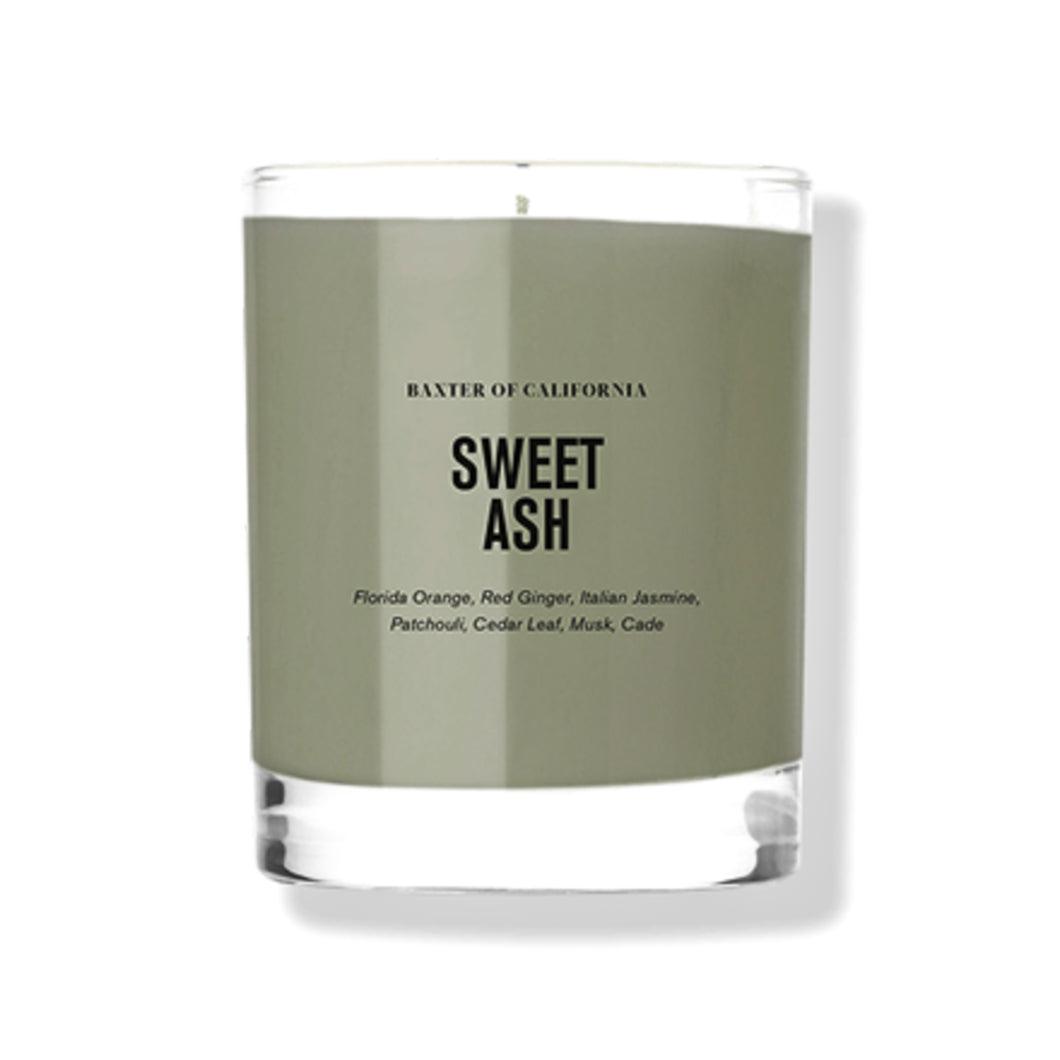 Baxter of California - Sweet Ash Candle