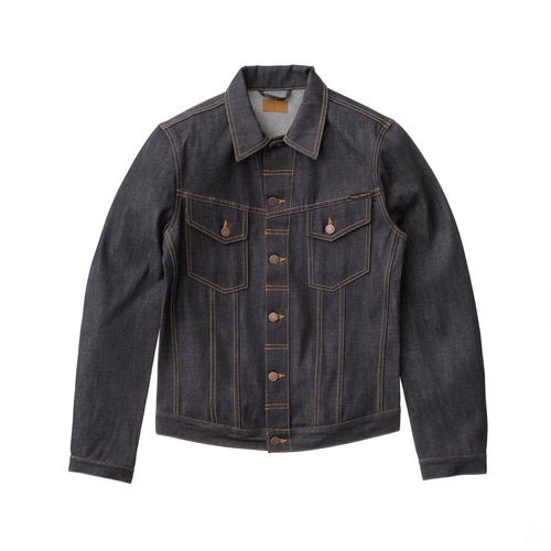 Nudie - Billy - Dry Ring Denim