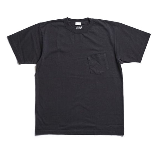 Addict Clothes - Slanted Pocket Tee - Black