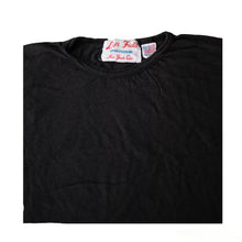 Left Field NYC - Hemp Cotton Tee - Black