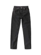 Nudie Jeans Women - Breezy Britt - Black Worn