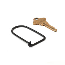 Craighill - Wilson Keyring - Carbon Black