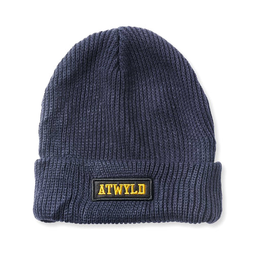 ATWYLD - Cassius Beanie - Navy