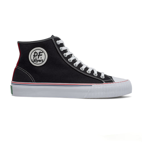 PF Flyers - Center HI - Black