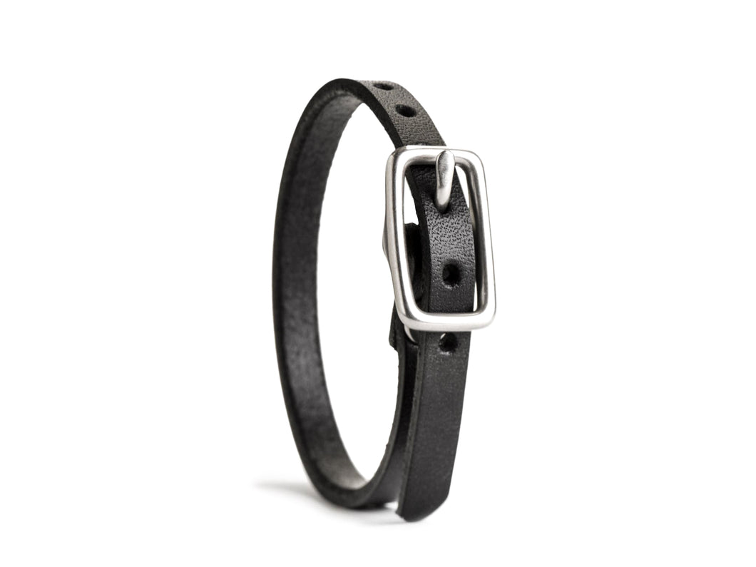 Billykirk - Single Wrap Cuff - Black