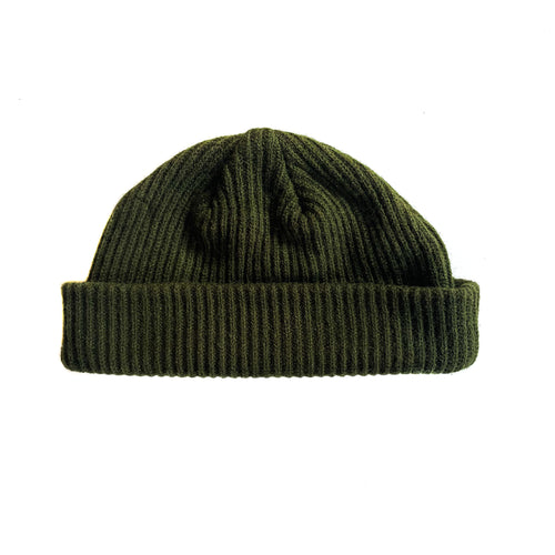 ButterScotch - Deep Search Beanie - OD Green