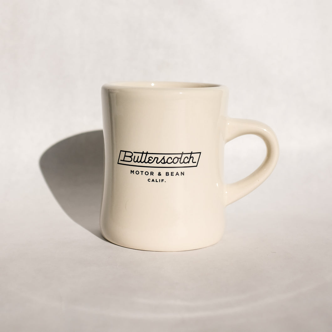 ButterScotch - 10oz Diner Mug