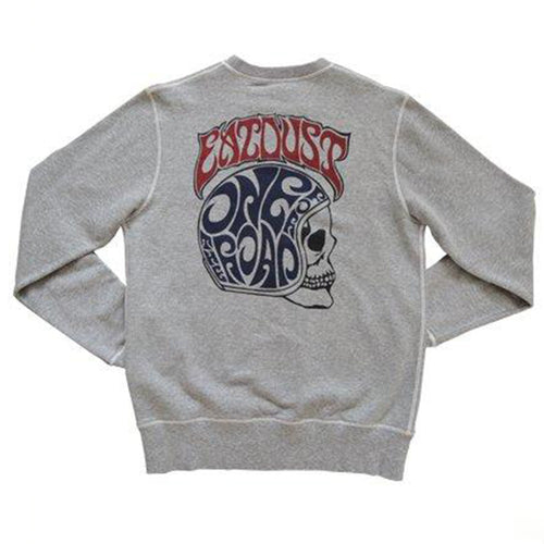 Eat Dust - Skull Logo Sweatshirt