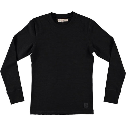 Eat Dust - Long Sleeve Club Jersey - Black