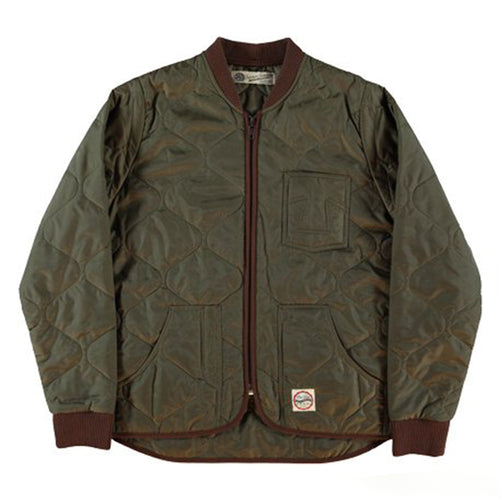 Eat Dust - Frostbite Jacket - Olive