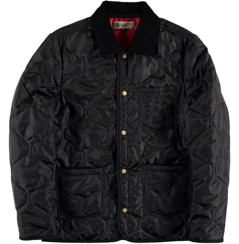 Eat Dust - 673 Frostbite Jacket - Black