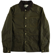 Eat Dust - 673 Fit Waxed Cotton - Olive