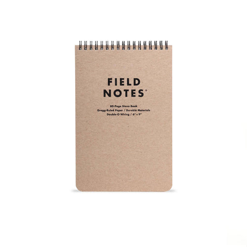 Field Notes - The Steno