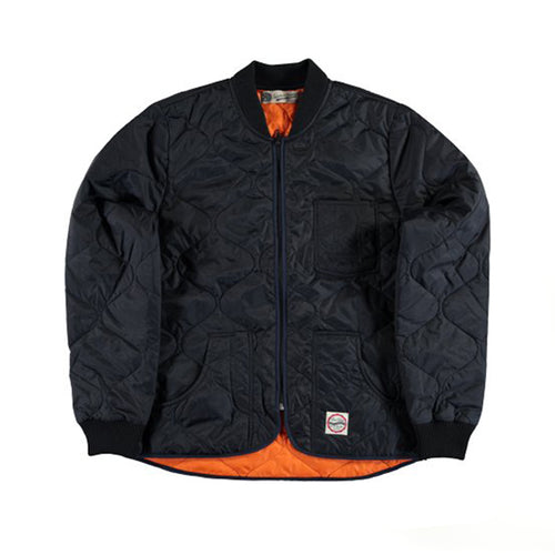 Eat Dust - Frostbite Jacket - Navy
