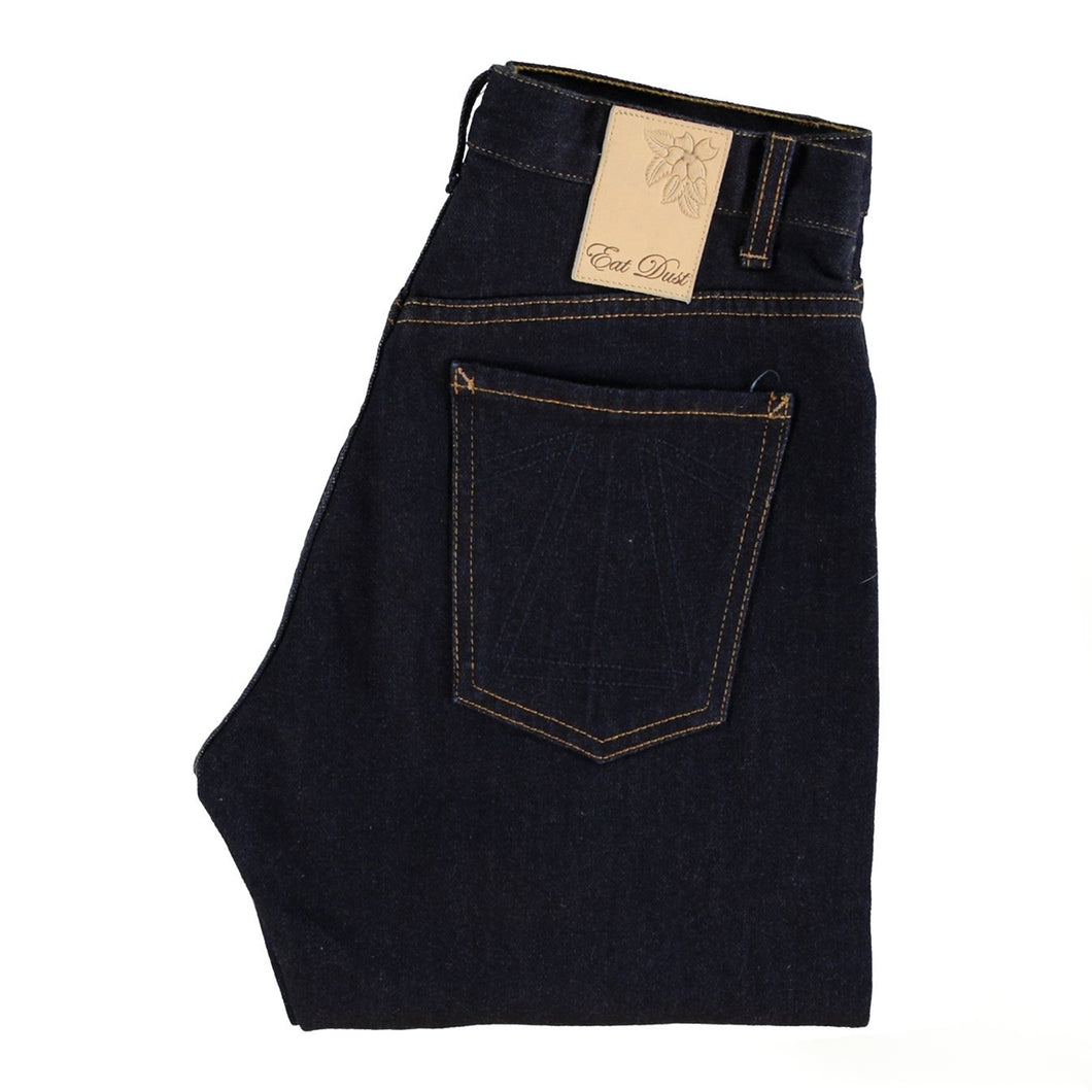 Girls of Dust - Debbie Slim - Stretch Indigo Selvedge