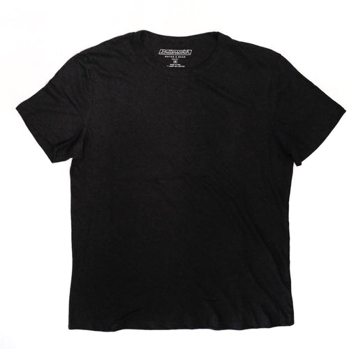 ButterScotch - Hemp Tee - Classic Black