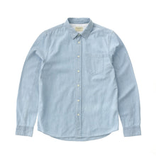 Nudie - Henry Indigo Chambray