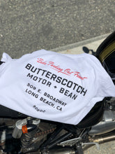 ButterScotch - Neighborhood Pocket Tee - White
