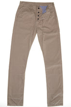 Left Field - Kerouac - 9 oz Selvedge Twill Chino - Khaki