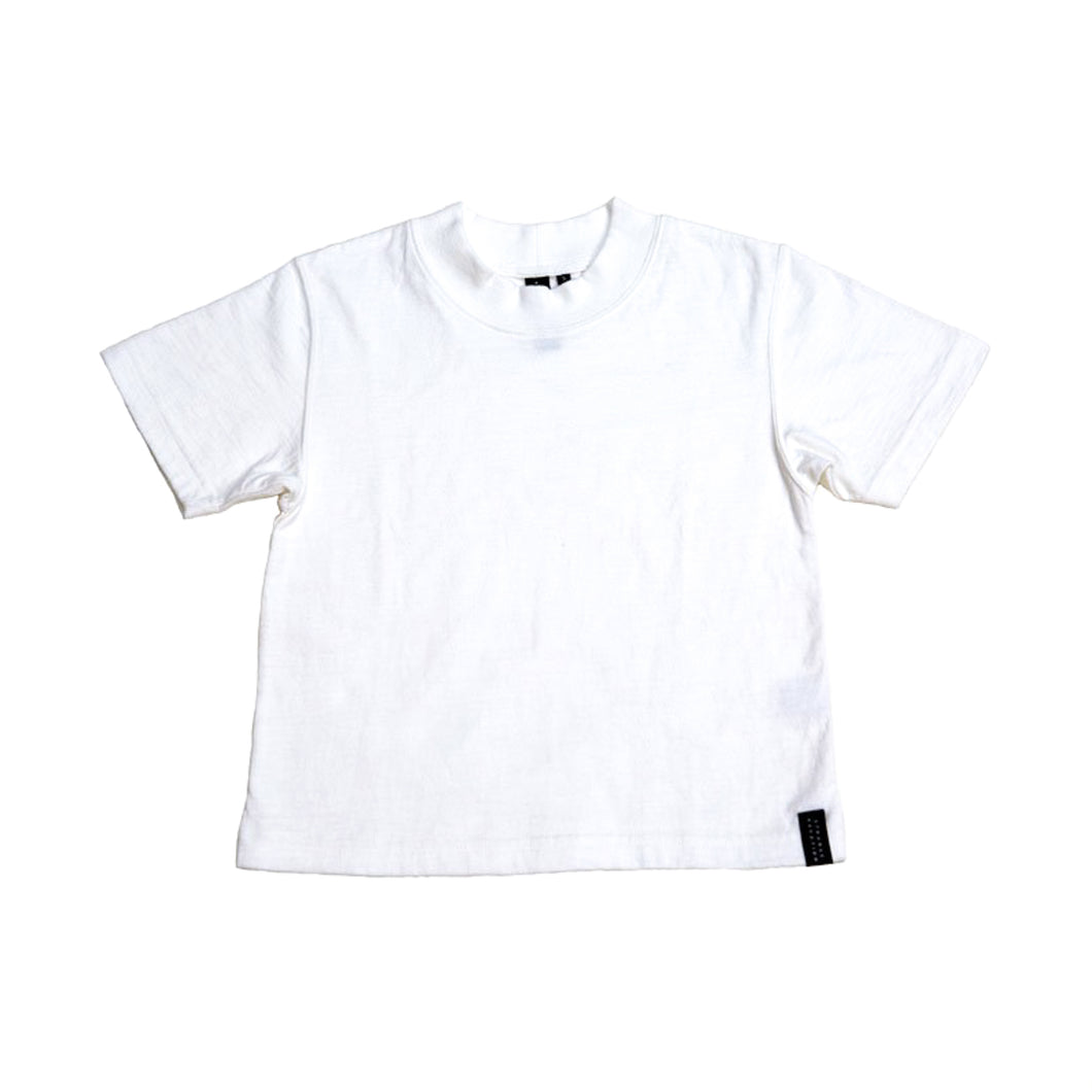 Strange Vacation - Little Boy Tee - White