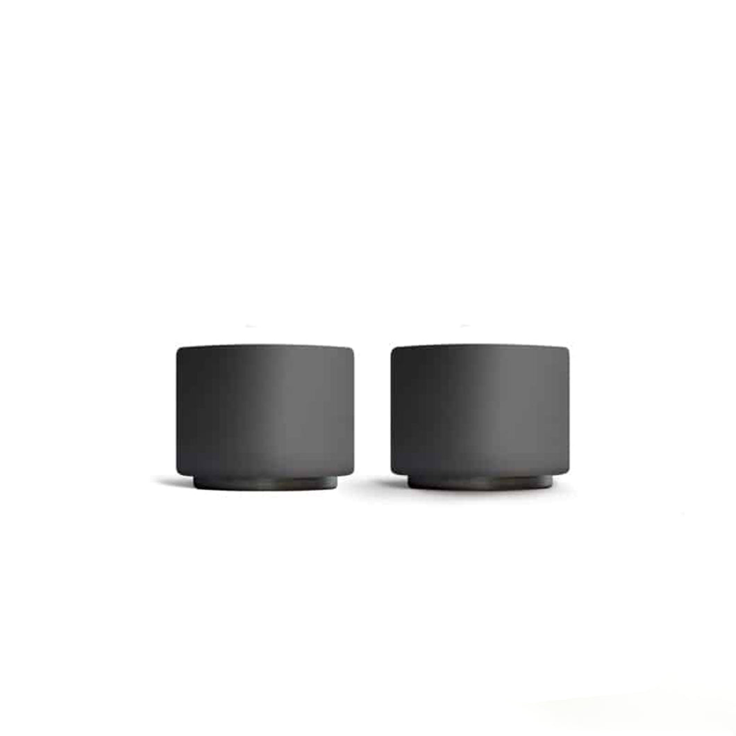 Fellow - Monty Cup Set (3 oz)- Matte Black