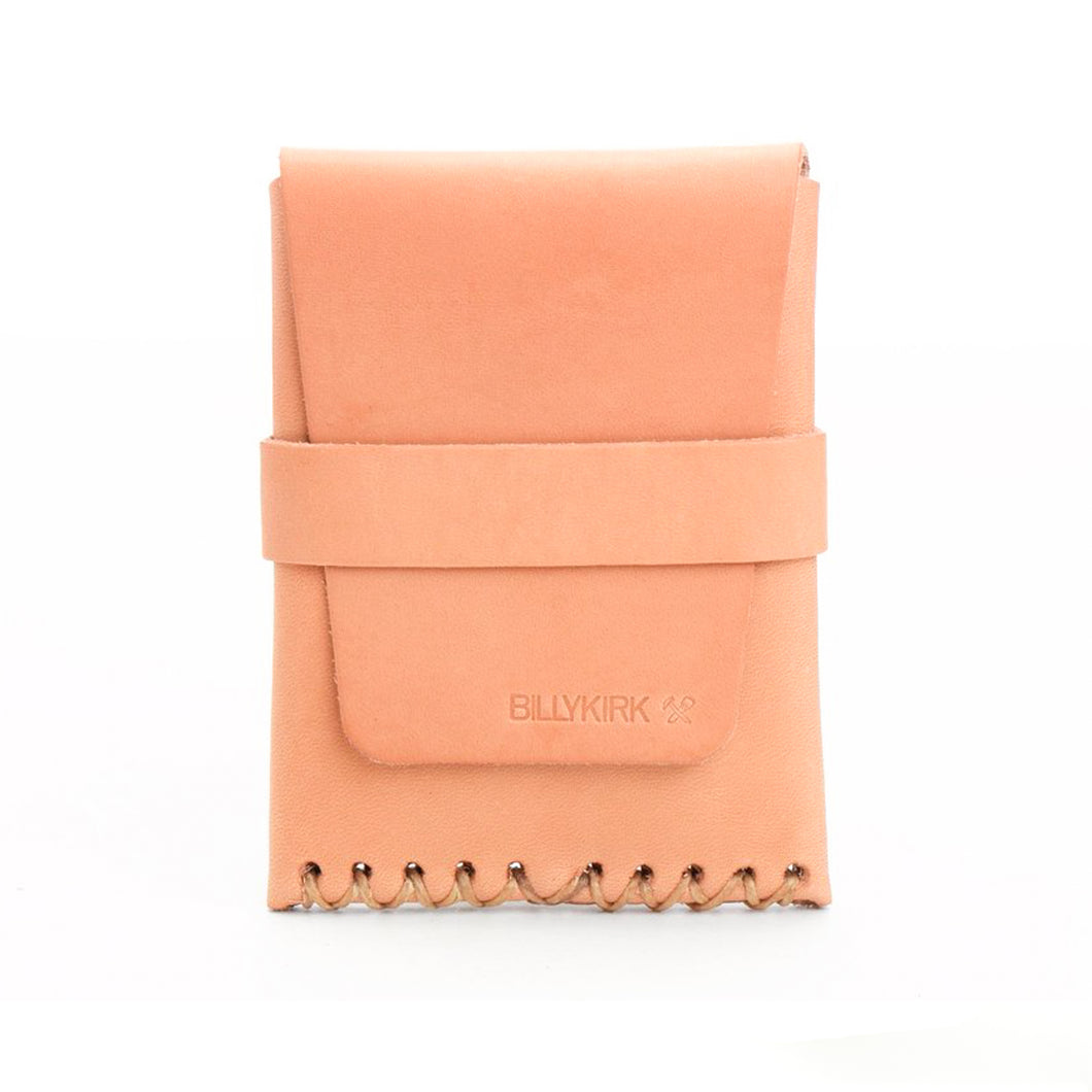 Billykirk - Leather Card Case - Natural