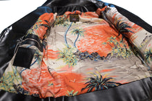 Left Field NYC x ButterScotch x Vanson - 'Aloha' Commando