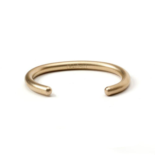 Craighill - Uniform Round Cuff - Brass