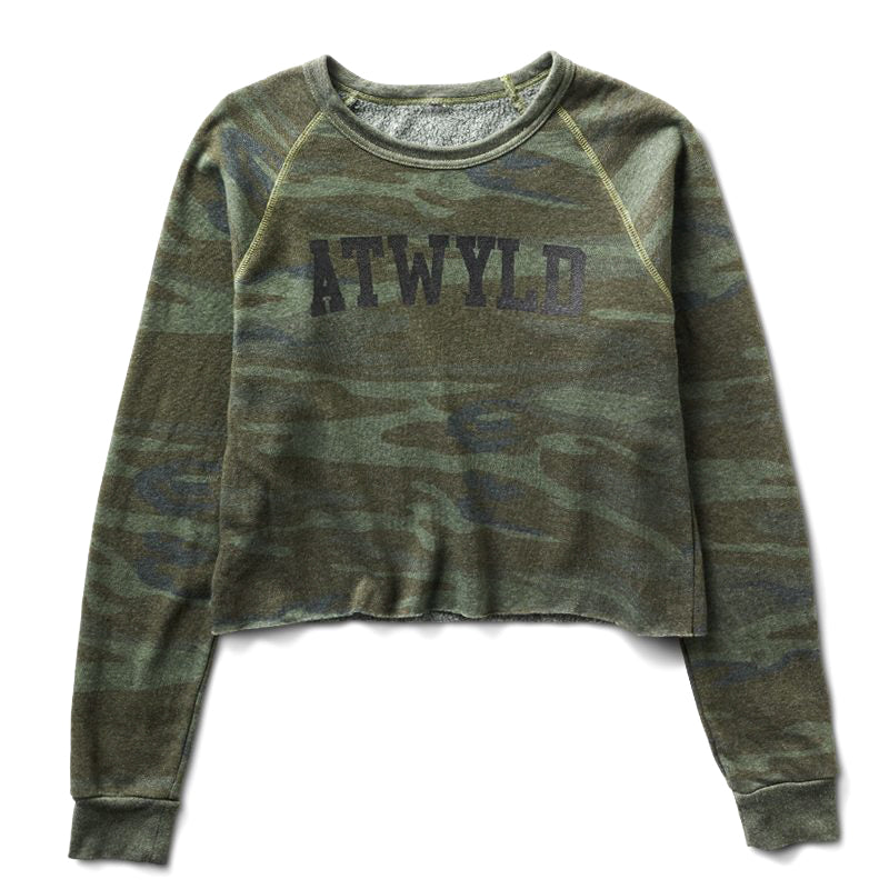 ATWYLD - Shadow Camo Fleece