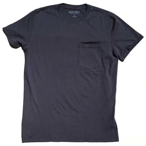 ButterScotch - Shop Tee - Midnight Blue