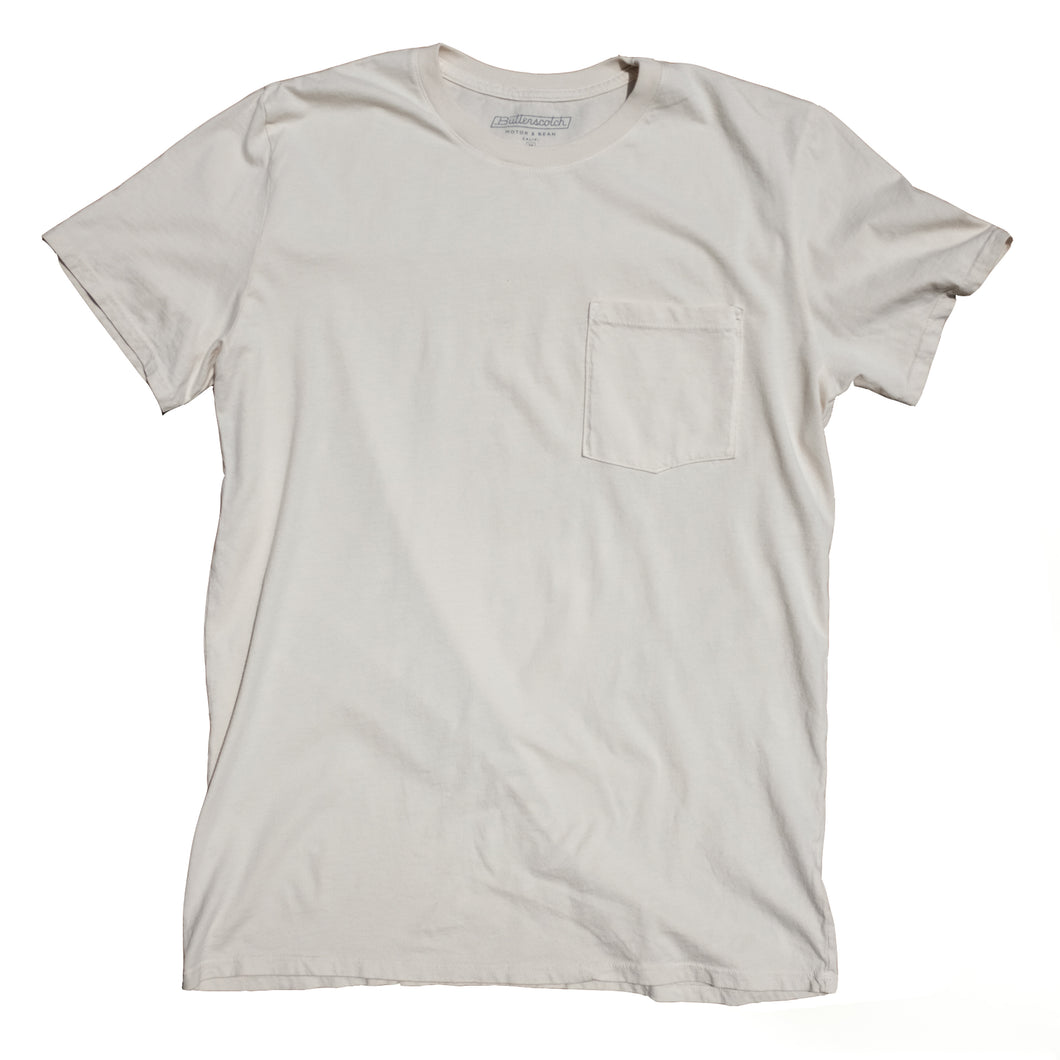 ButterScotch - Shop Tee - Natural