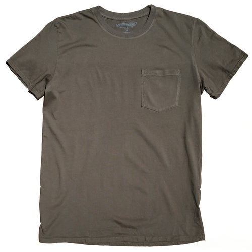 ButterScotch - Shop Tee - Olive Green