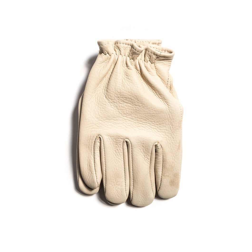 ButterScotch - Short Round Glove - Cream
