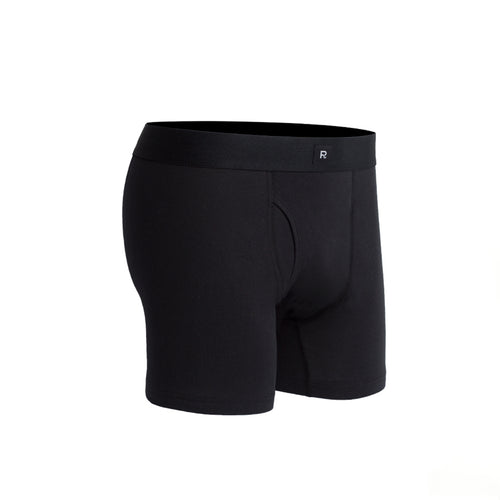 Richer Poorer - Smith Boxer Brief - Black