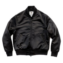 Golden Bear x ButterScotch - Sukajan Bomber - Black Satin