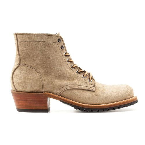 Truman Boot Co. - Sydney Womens Boot - Nude Roughout