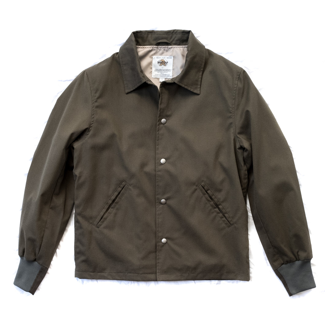 Golden Bear x ButterScotch - Thompson Station Jacket - Olive