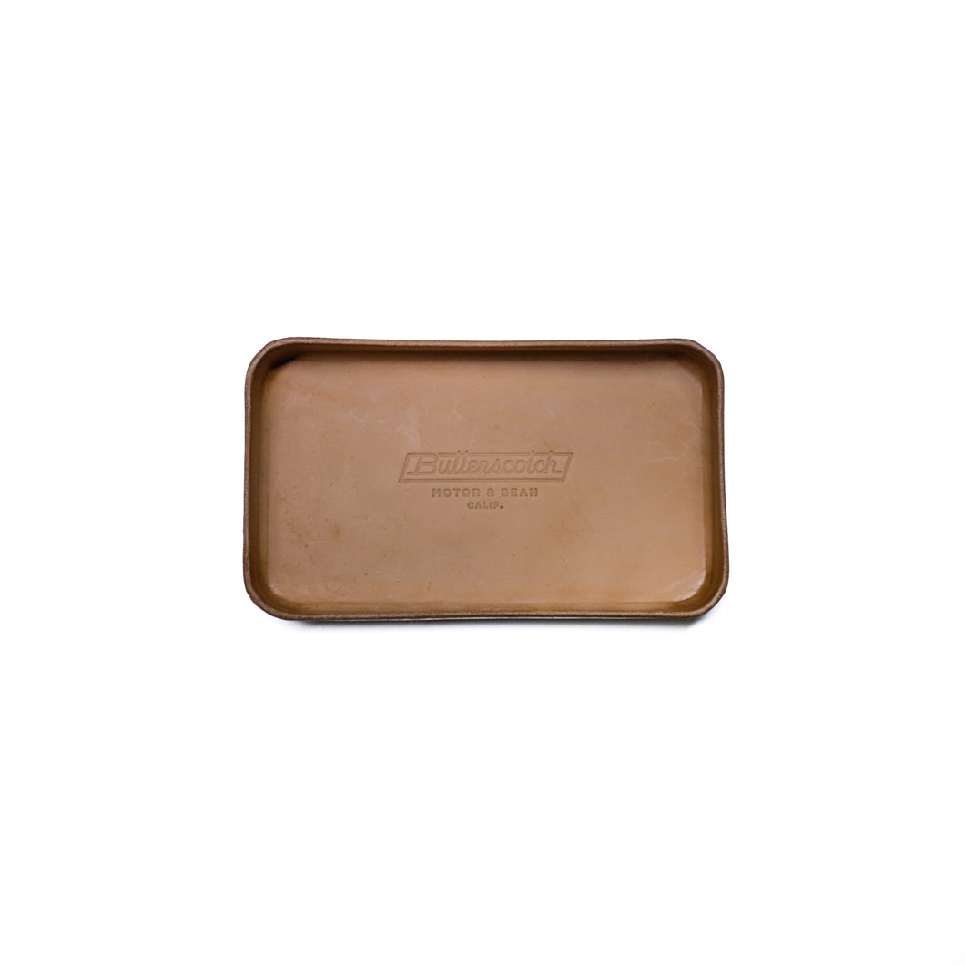 ButterScotch x Billykirk - Leather Valet Tray