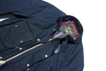 Vanson - Stormer Jacket - Black Waxed Canvas