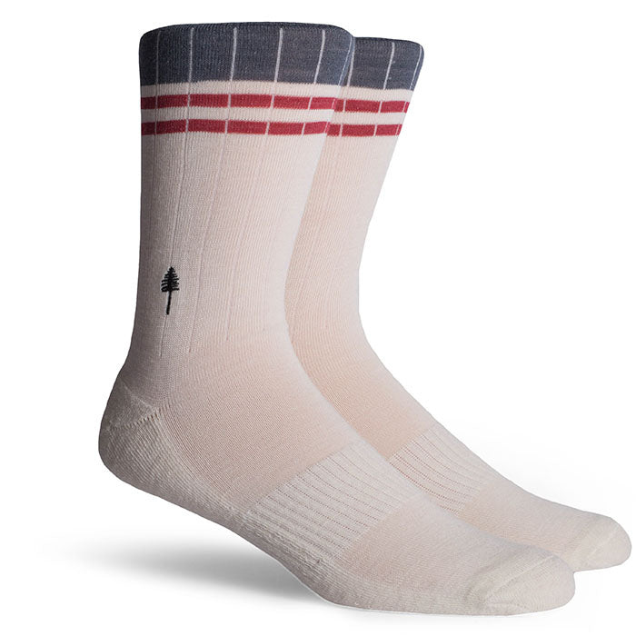 Richer Poorer - Walker Socks - Ivory