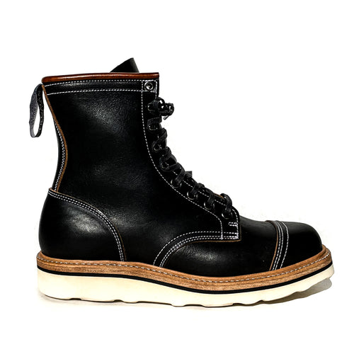 Truman Boot Co. - Winters Boot - Black Teacore