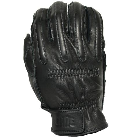 Jane Motorcycles - Leather Riding Glove - Black