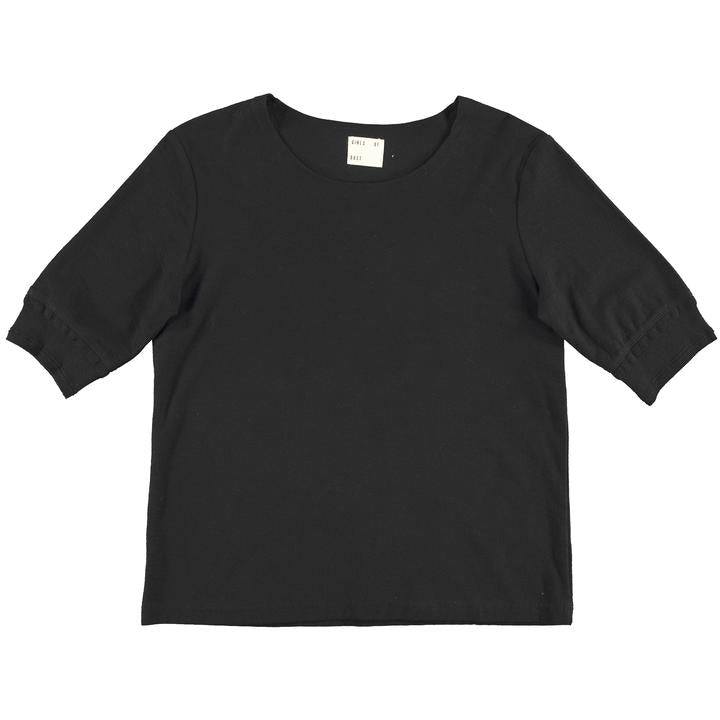 Girls of Dust - Club Tee - Black