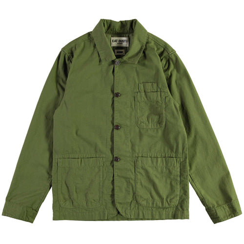 Eat Dust - Combat Blazer - Rip Stop - Jungle Green