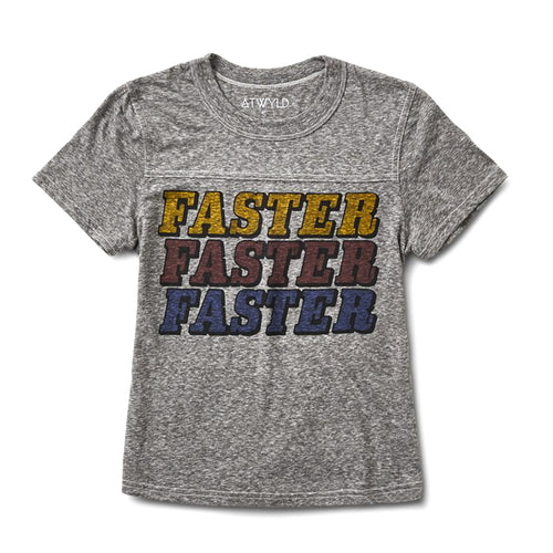 ATWYLD - Faster Faster Mini Tee