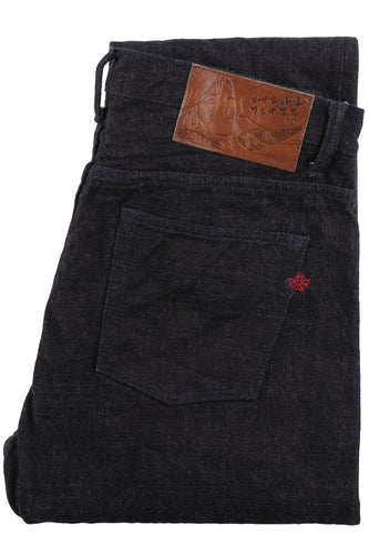 Naked & Famous - Made in Japan 7 - Weird Guy - 17oz Slubby Yahan Midnight Selvedge
