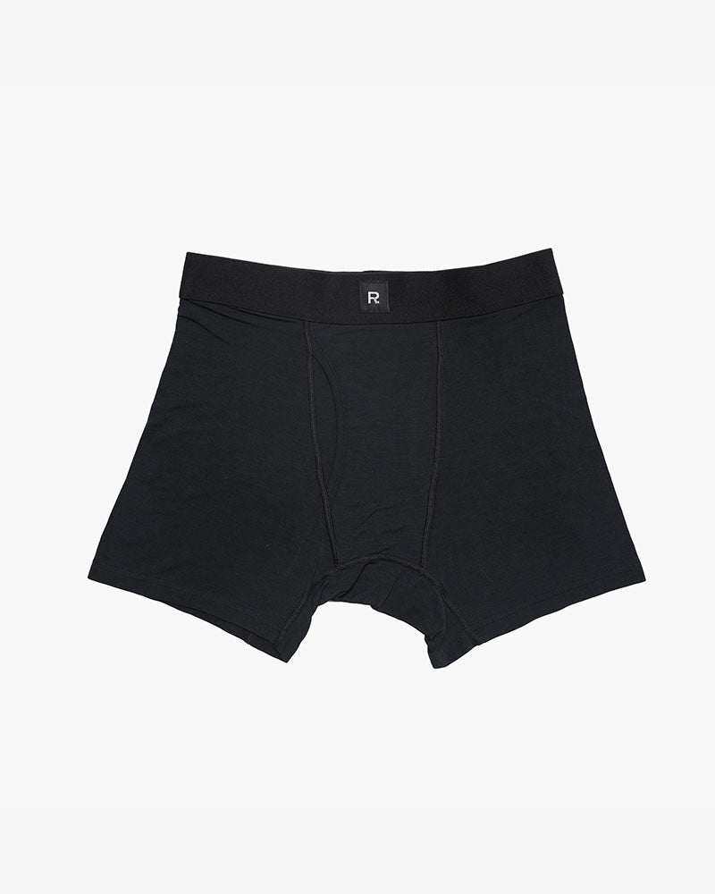 Richer Poorer - Lewis - Modal Boxer Brief - Black