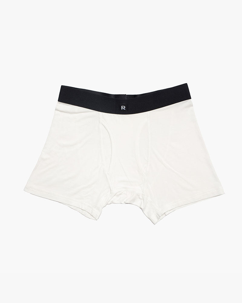 Richer Poorer - Lewis - Modal Boxer Brief - White