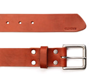 Billykirk - Roller Bar Belt - Tan